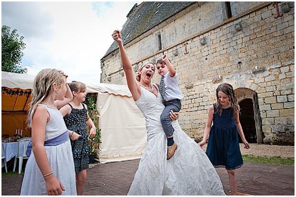 family wedding celebrations