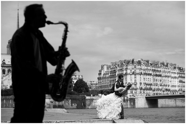 jazz wedding paris