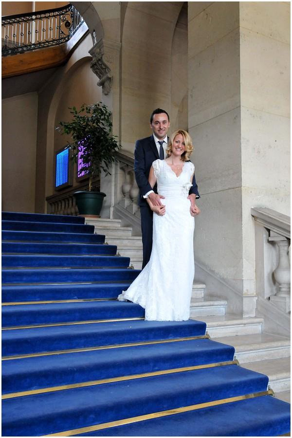 newlyweds paris