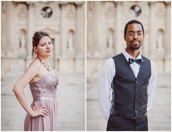 portrait shoot paris