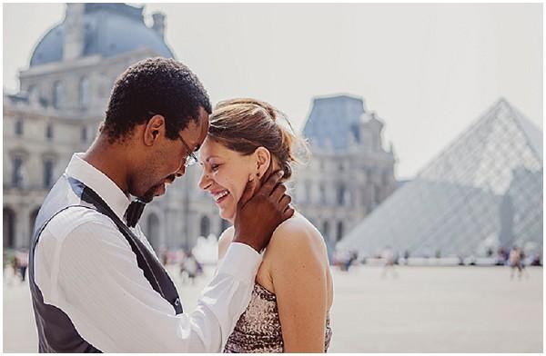 portraits in paris louvre by Claire Morris Photography