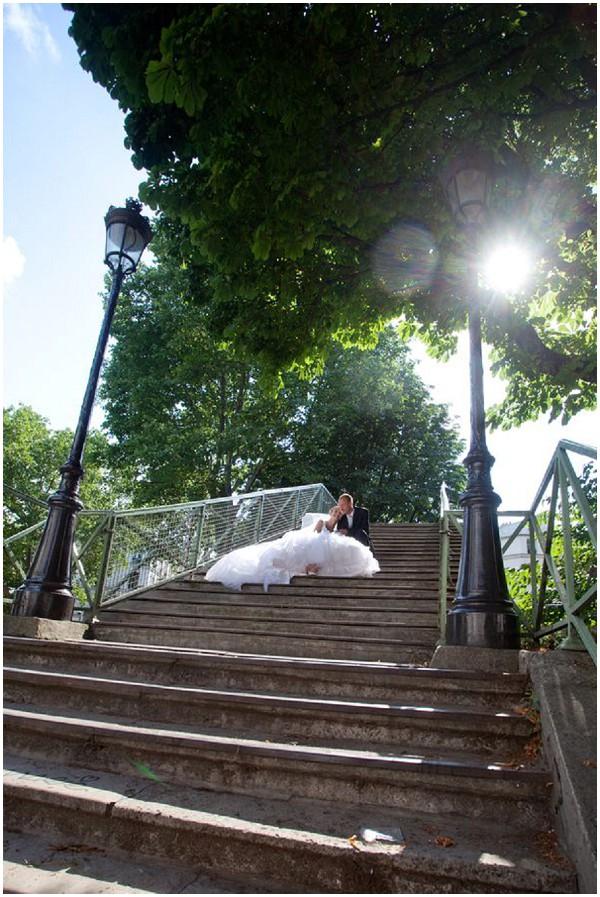 steps of canal saint martin