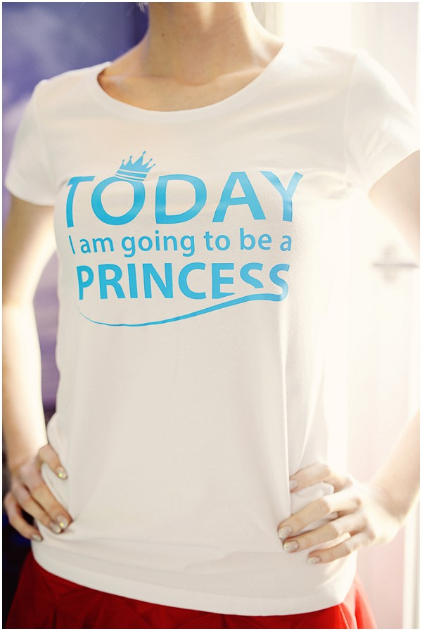 today i am a princess