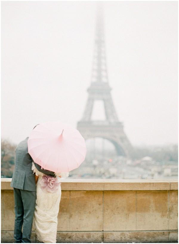 umbrella eiffel tower
