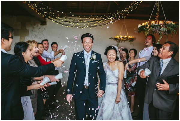 australia to france wedding