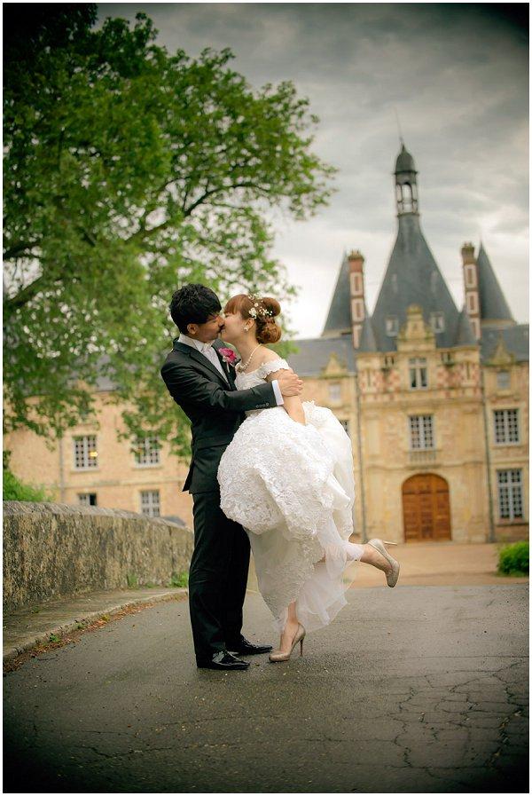 chateau esclimont wedding