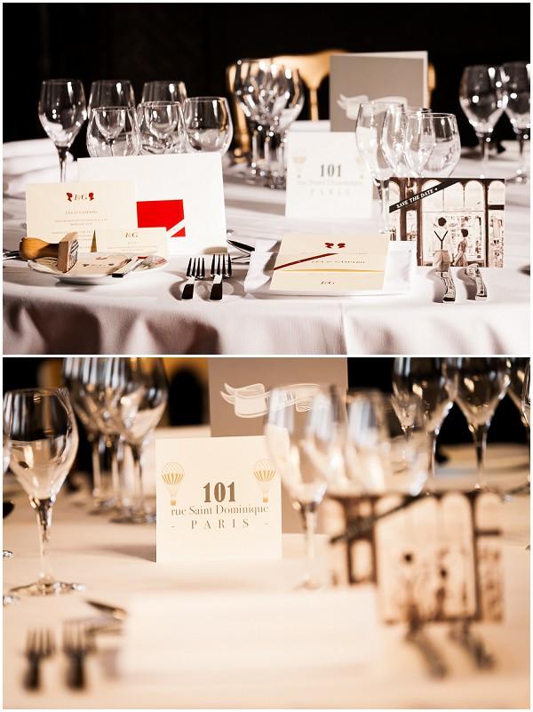 chic wedding table ideas