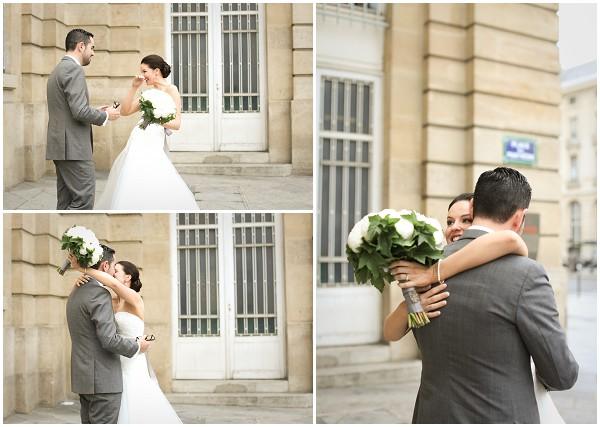 Claire & Joseph's Parisisan Chic wedding | Melissa Barrick Photography