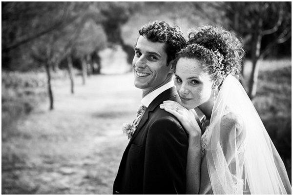 classic french wedding photo