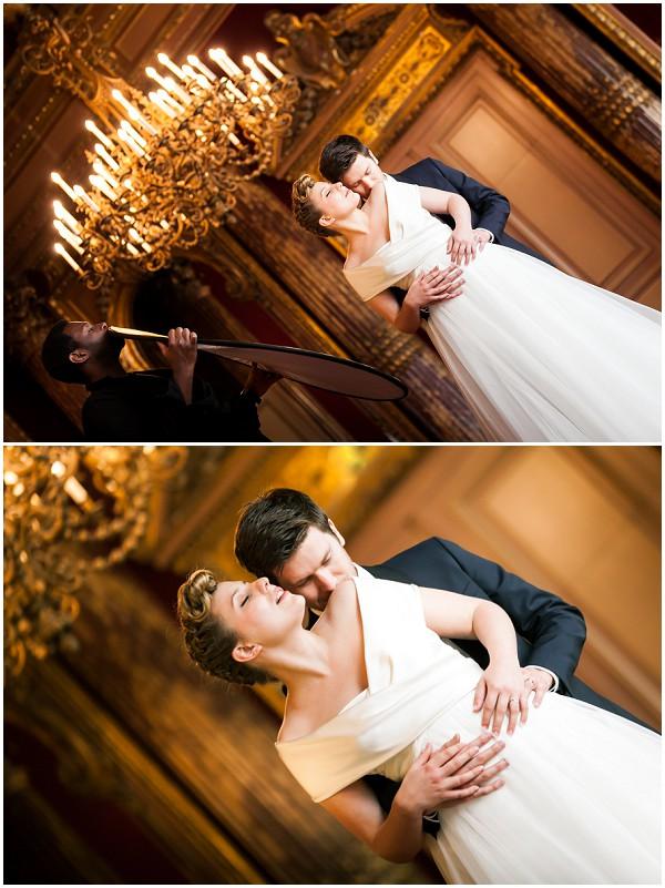 creating styled wedding images