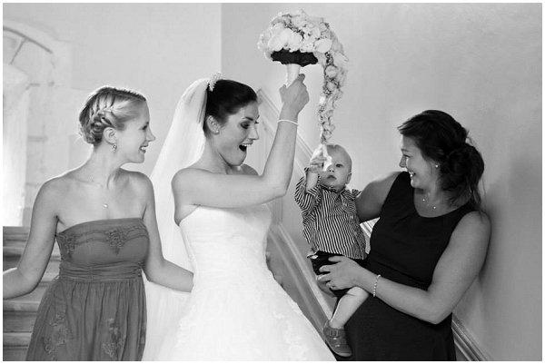 decorative bridal bouquet