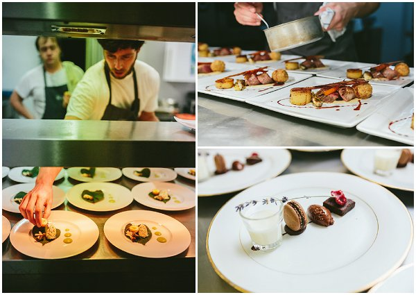 french wedding caterers