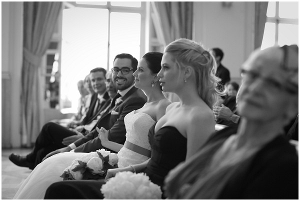 Love the grooms secret look at his bride | Melissa Barrick Photography