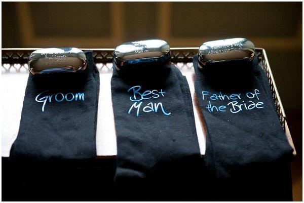 groomsmen presents