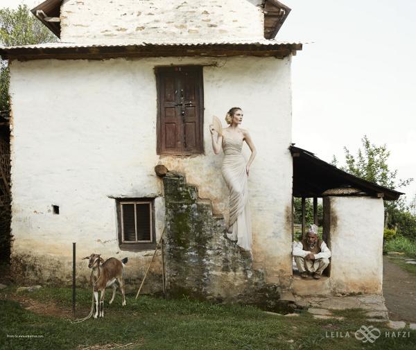 leila hafzi bridal wear