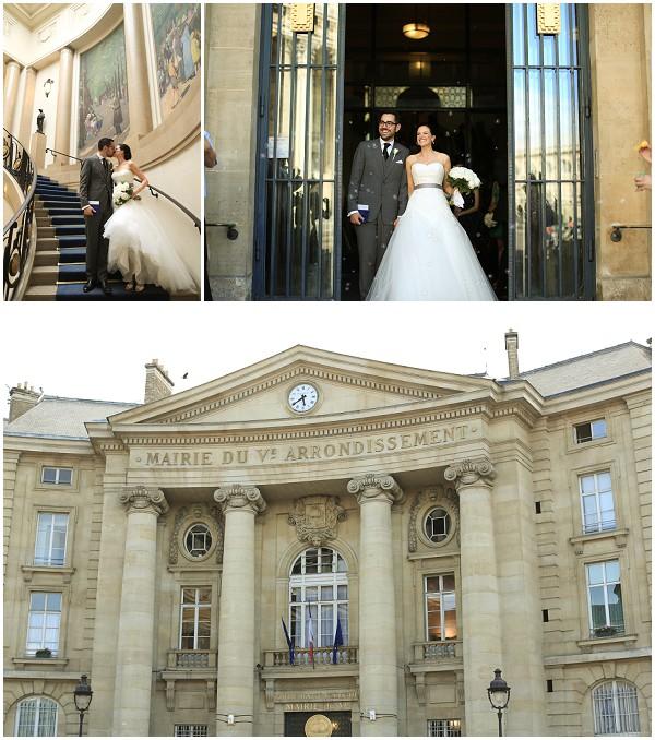 Wedding at Mariie Pantheon Paris