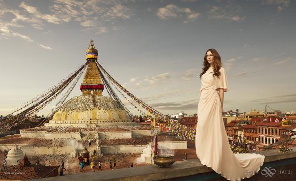 nepal bridal shoot