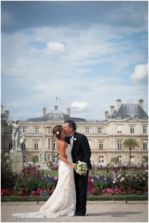 paris chateau wedding