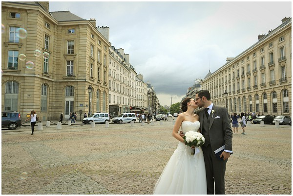 Paris wedding | Melissa Barrick Photography