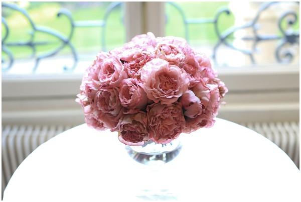 pink wedding blooms | Melissa Barrick Photography