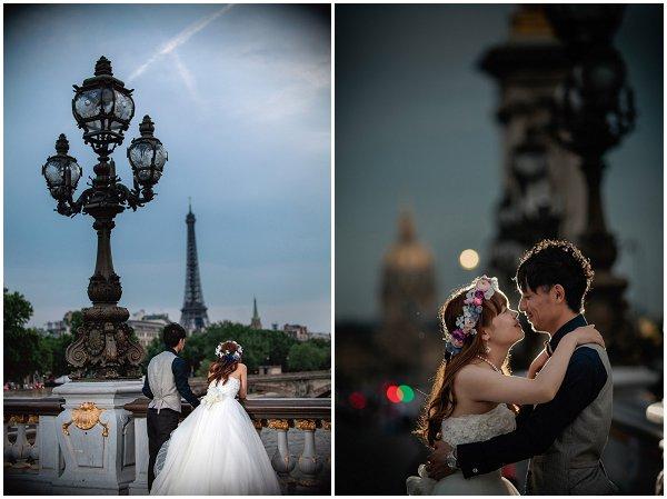 post wedding session paris