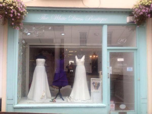 The White Dress Boutique Leamington Spa