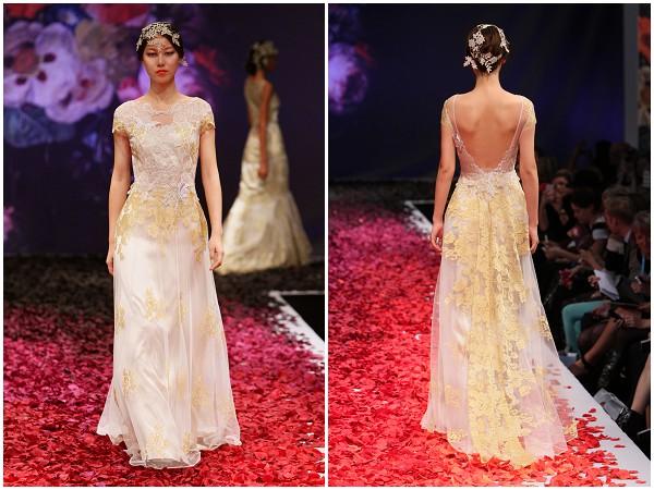 Claire Pettibone Bridal Couture: Amber