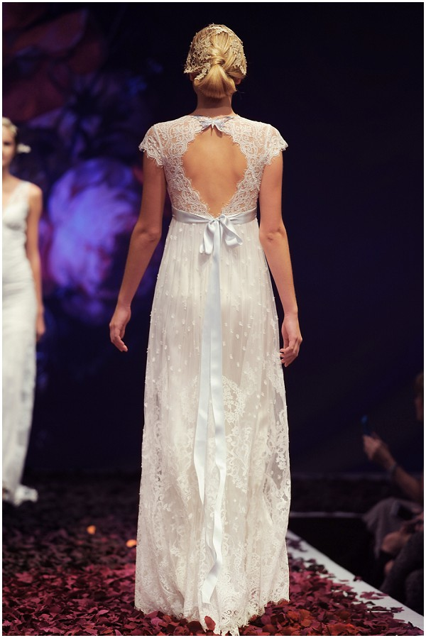 Claire Pettibone Still Life Bridal Collection: Minuet