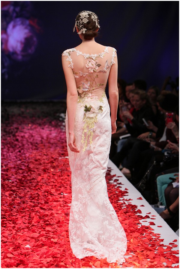 Claire Pettibone: Papillion Wedding Dress