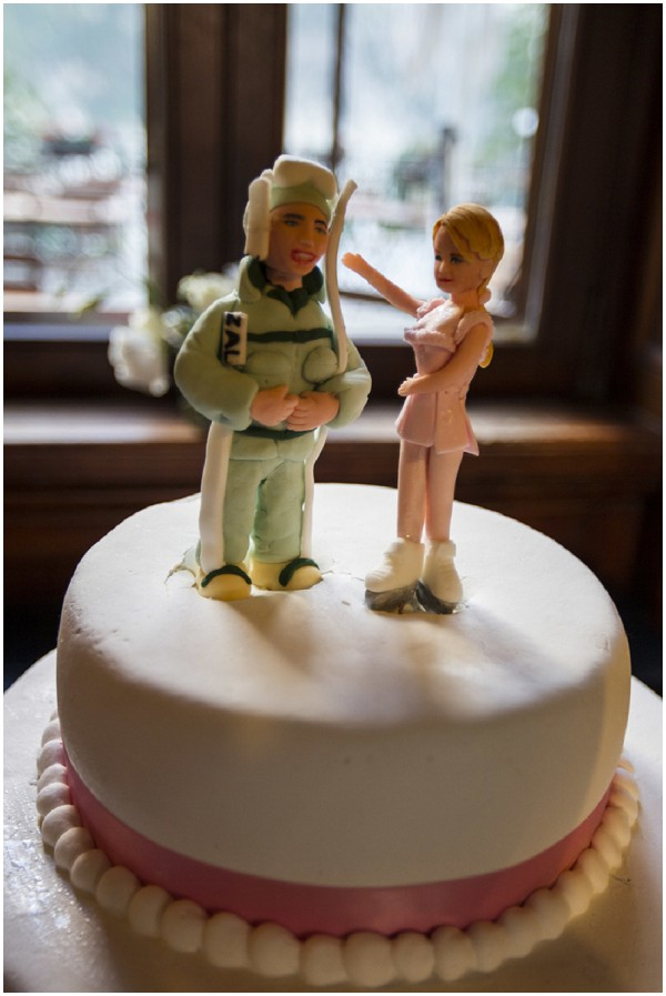 bespoke wedding cake toppers