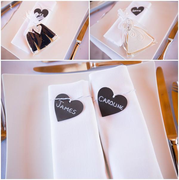 bride groom cookies