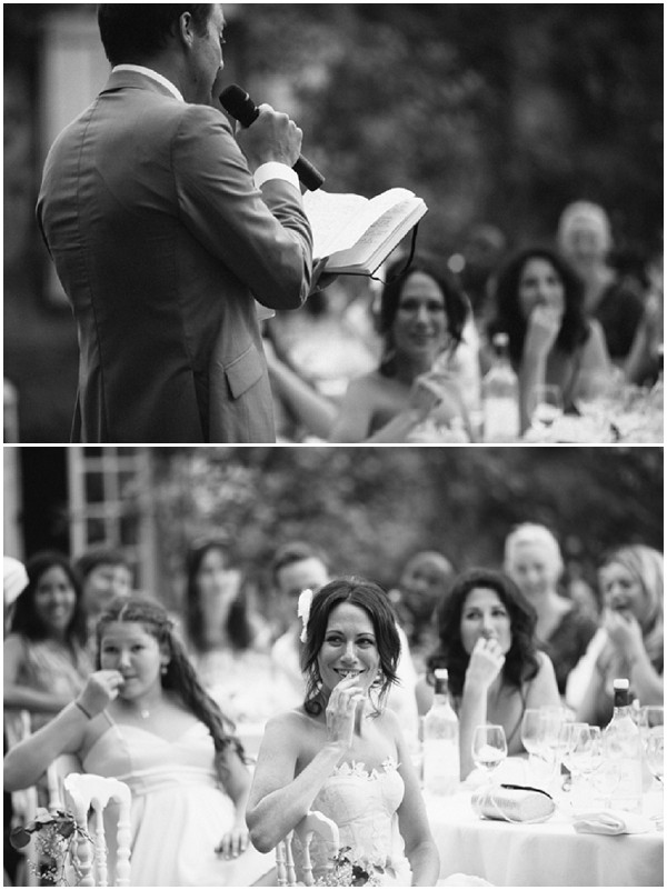 brides emotions