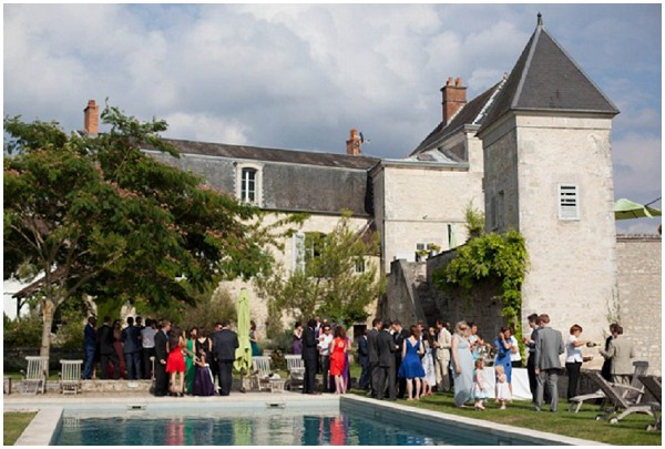 Central France wedding venue