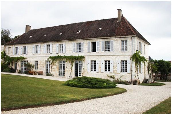 Chateau de Mailly wedding venue in Burgundy France