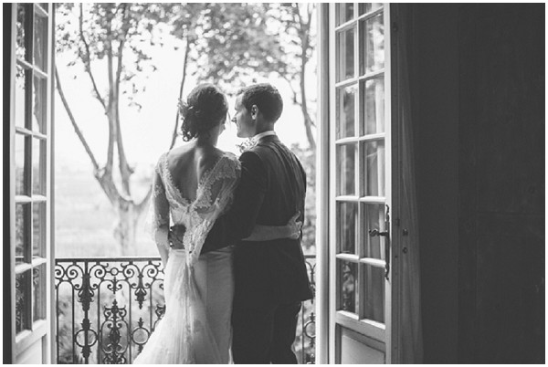 french vintage bridal style
