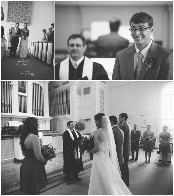greenville church wedding