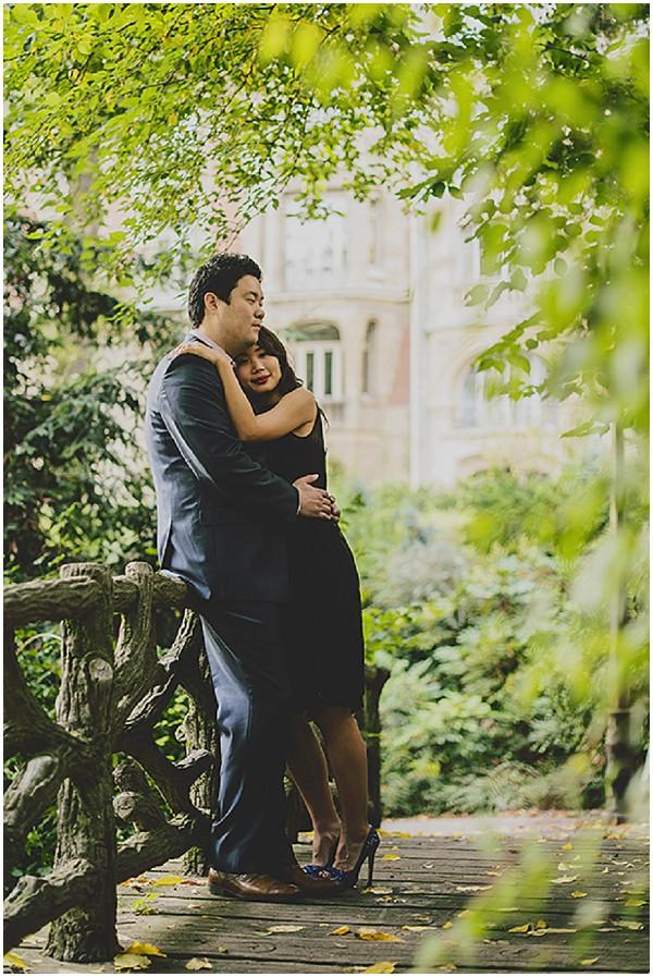 Honeymoon portraits in Paris | Claire Morris Photography