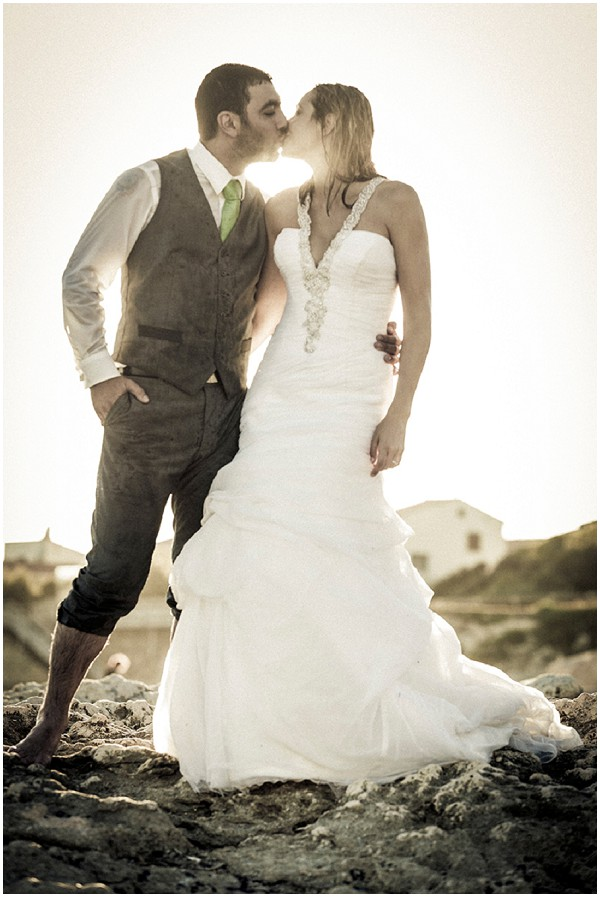 Trash the dress  - Provence Wedding Photography