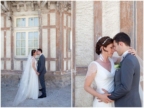rustic french wedding