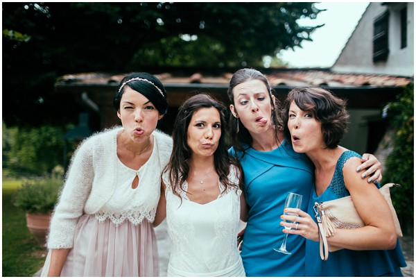 silly bridal photos