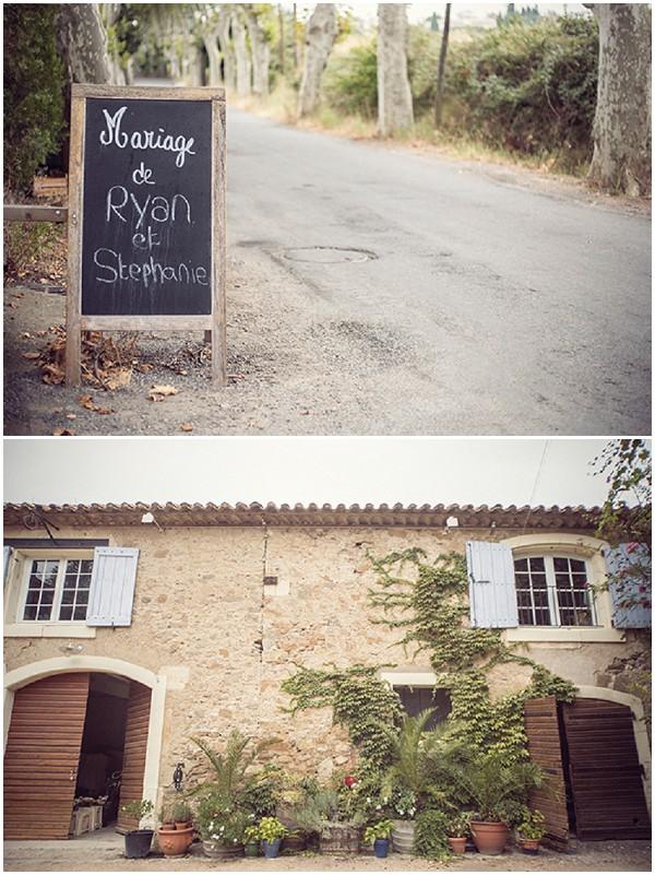 wedding chateau languedoc