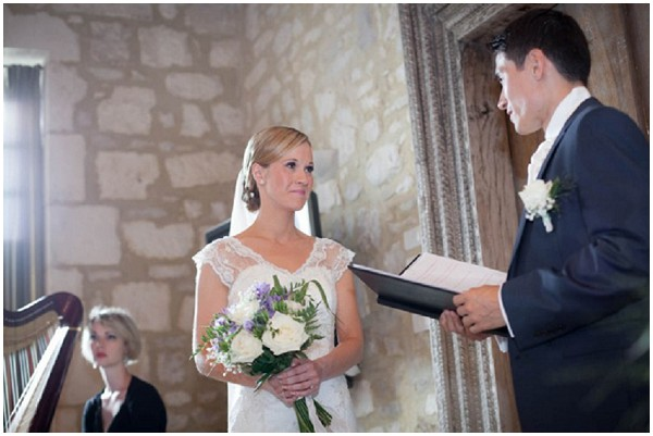 Civil wedding service in France