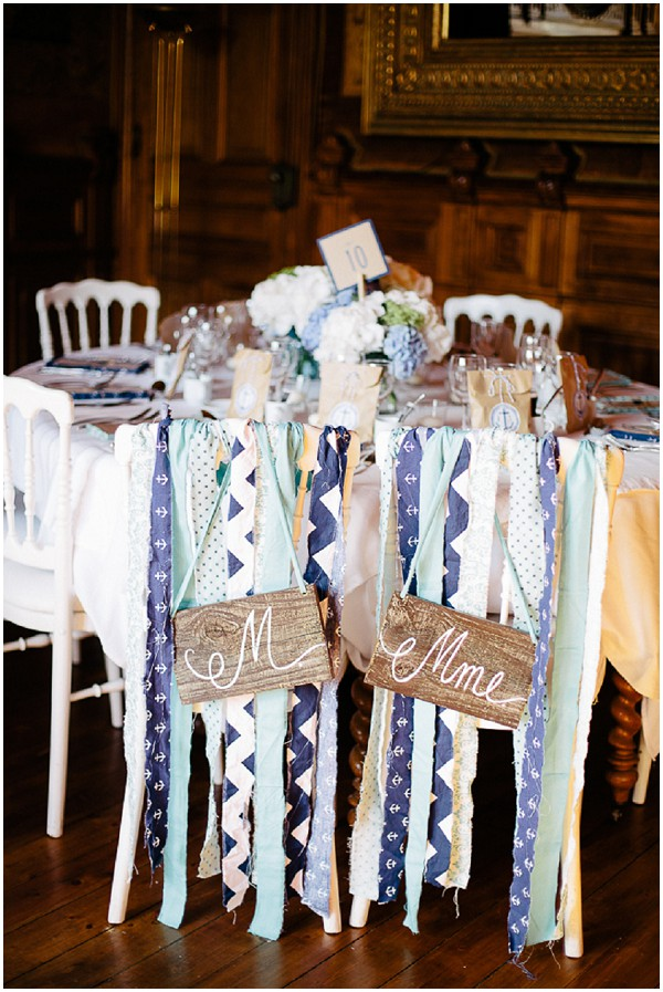 blue teal white wedding decorations