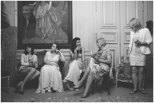 celebrating Female wedding
