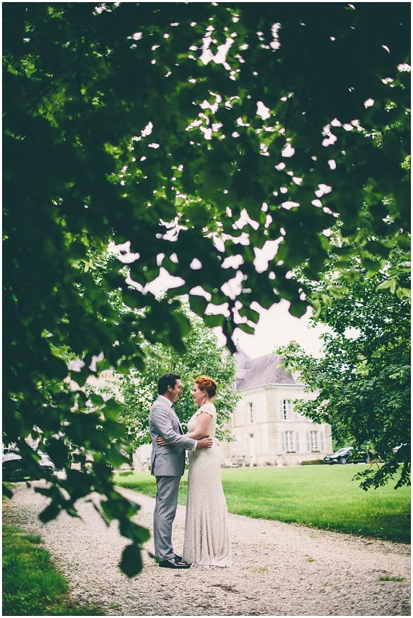 enchanting wedding chateau