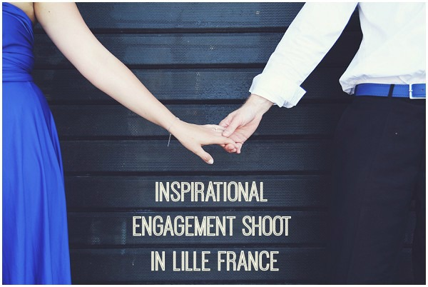 engagement shoot lille france