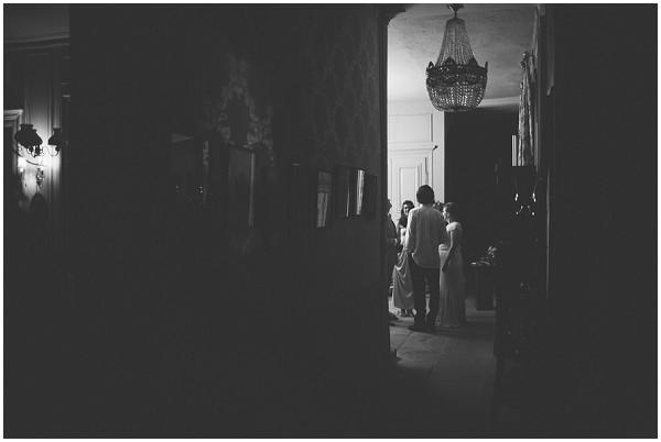 evening wedding France