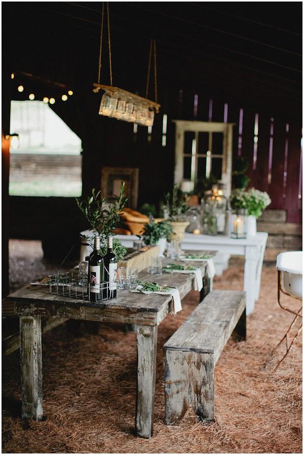 french farm wedding