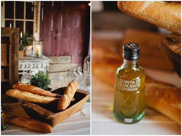 french kitchen wedding style