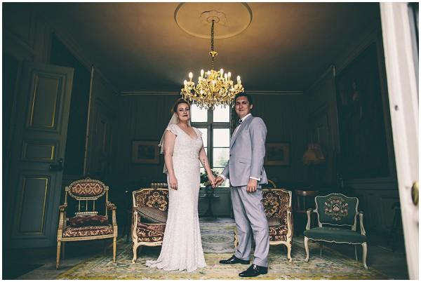 Grand Chateau wedding
